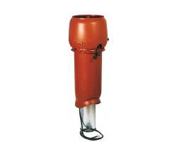 Кровельный вентилятор Vilpe E190 Р 125 (с шумопоглатителем)