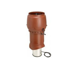 Кровельный вентилятор Vilpe Eco250 Р 200 (на постоянном токе)