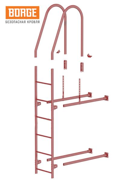 Фасадная-лестница-BORGE