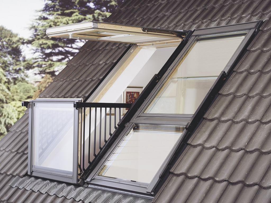 Velux (велюкс) мансардные окна. velux premium,optima, integr.