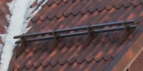 снегозадержатели металлочерепица borge
