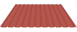 Профилированный лист С-10x1100-А,В