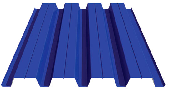 Профнастил H-60x845-A, B